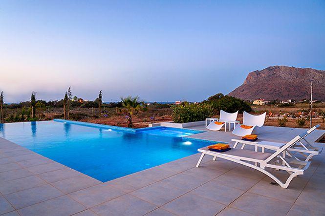 Crete Chania Chania Jacuzzi Villa