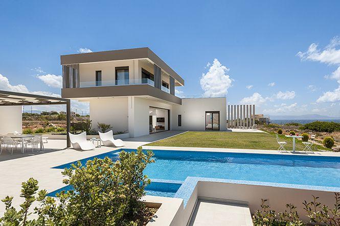 Crete La Canee Chania Jacuzzi Villa