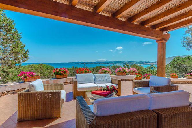 Italie Sardaigne Porto Rotondo Luxury Villa