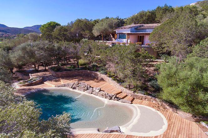 Italien Sardinien Porto Rotondo Luxury Villa