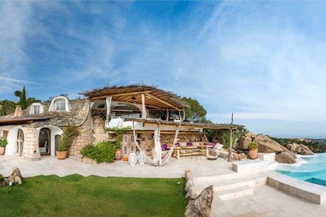 Italien Sardinien Porto Cervo Design Villa