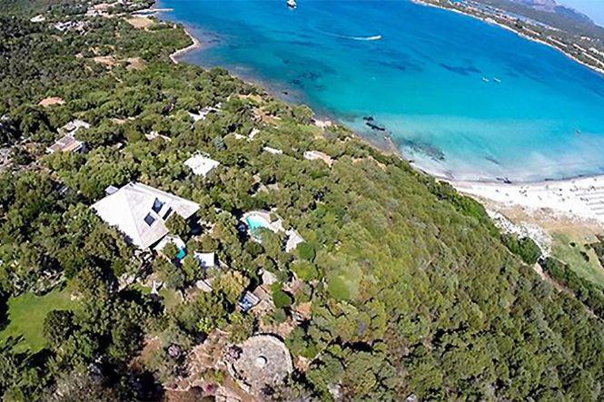 Italie Sardaigne Porto Rotondo Beach Villa