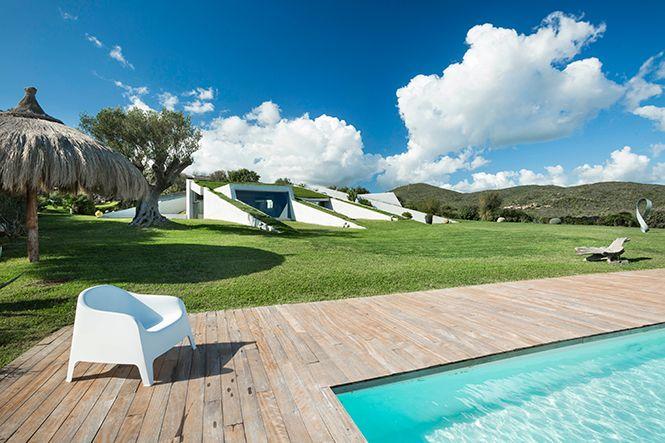 Italie Sardaigne Costa Smeralda Luxury VIlla