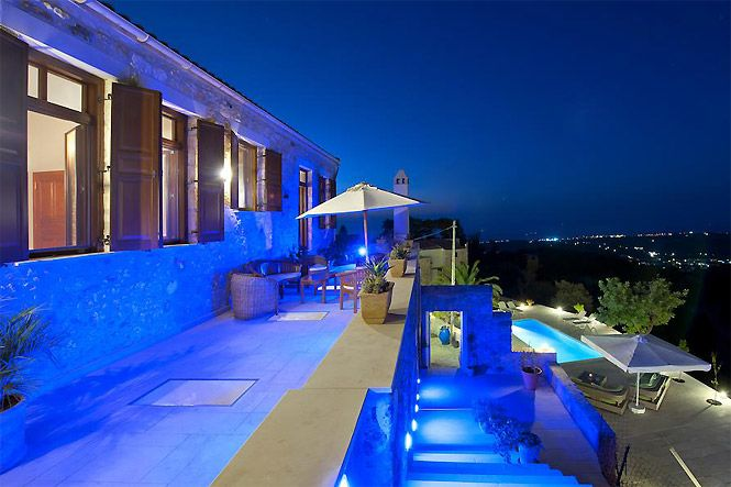 Crete Rethymnon Rethymno Sea Country House