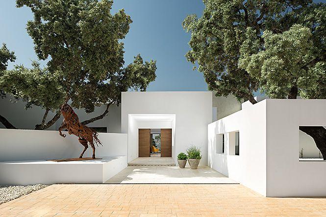 Spanje Andalusia Ronda Modern Villa