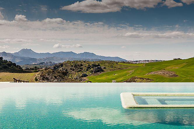 Spanje Andalusia Ronda Luxury Retreat