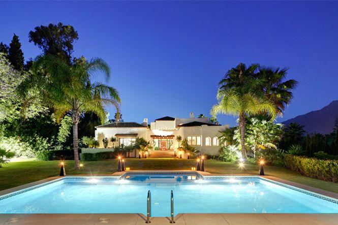 Spanje Marbella Puerto Banus Modern Villa