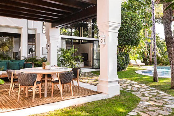 Spanje Marbella Golden Mile Luxury Villa