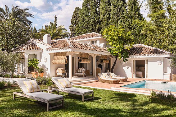 Spanje Marbella Golden Mile Pool Villa