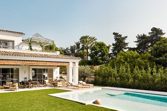 Spanje Marbella Golden Mile Design Villa