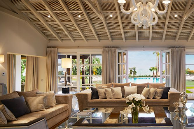 Spanje Marbella Golden Mile Beach Villa