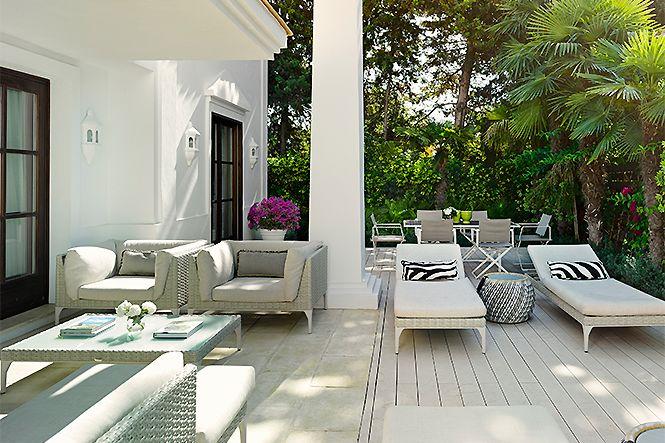 Spanje Marbella Golden Mile Family Villa