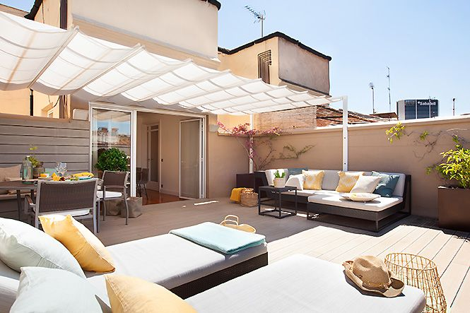 Luxury Penthouse Barcelona