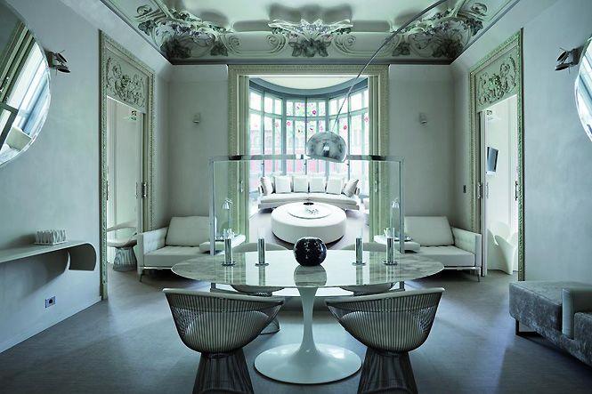 Espagne Barcelone Luxury Spa Penthouse Tibidabo
