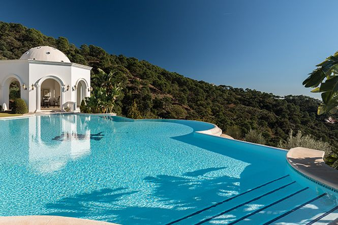 Spanje Marbella Zagaleta Luxury Mansion