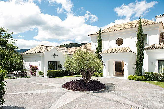 Spanje Marbella Modern Villa Marbella