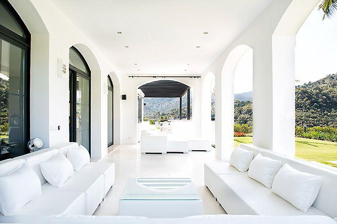 Espagne Marbella Modern Villa Marbella