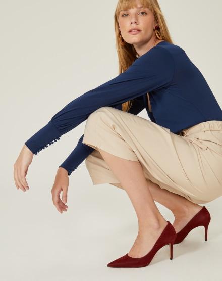 cae25e909 Sapato Scarpin   Comprar Online   AMARO