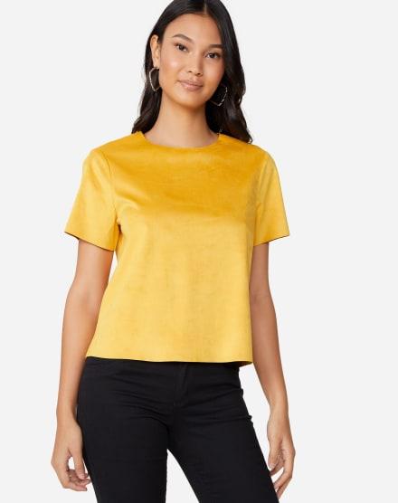 3bea5ef52 Blusas Femininas   Comprar cropped, regata, camisa e mais   AMARO