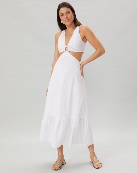 Vestidos Comprar Modelos Curtos Midi E Longos Amaro