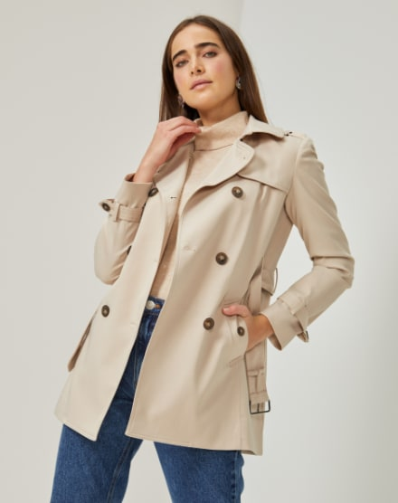 e872facdc9a TRENCH COAT LONDON BREEZE