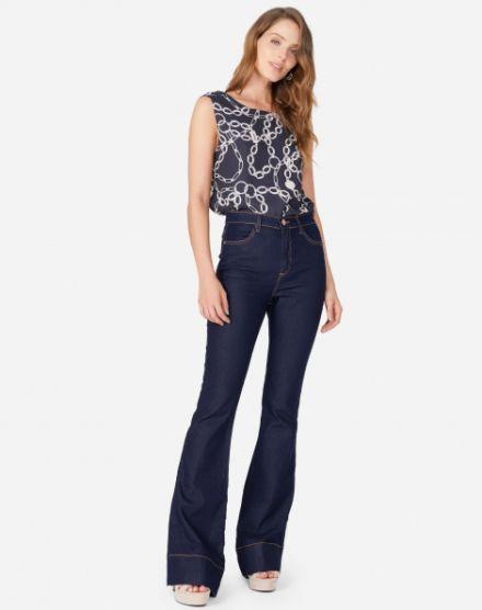 a1e2013dc Calça Jeans Feminina | Flare, Skinny, Cintura Alta e mais | AMARO