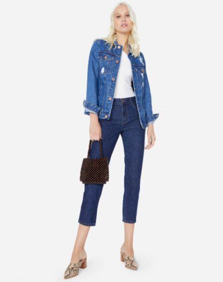 636865903 Calça Jeans Feminina | Flare, Skinny, Cintura Alta e mais | AMARO