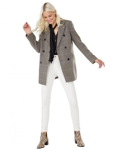 Amaro Feminino Calça Skinny Colour, Branco