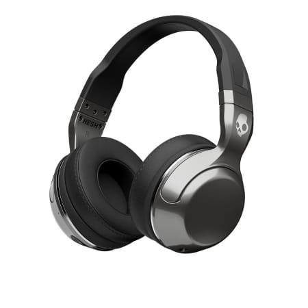 Skullcandy Hesh 2 Wireless - Over-Ear-Kopfhörer - Silver Black Chrome