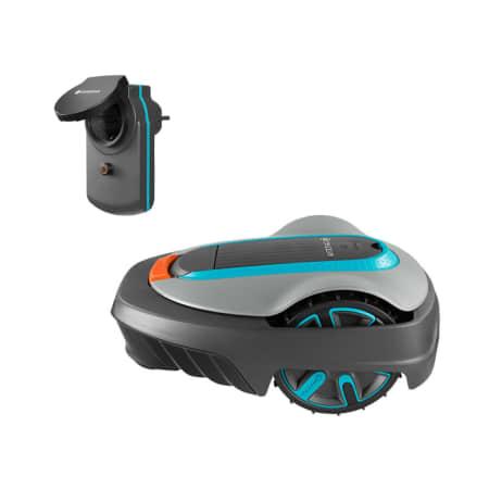 GARDENA smart SILENO city 500 + smart Power Zwischenstecker