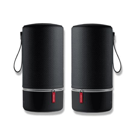 Stereo Set Libratone ZIPP - Bluetooth/WLAN-Lautsprecher - Nordic Black