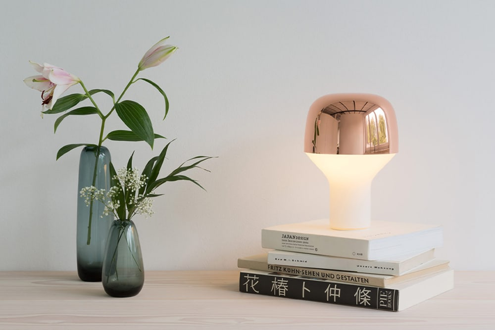 Yuno Design für Timeless Everyday Objects