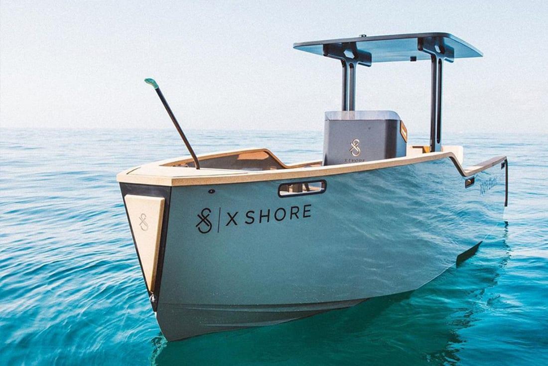X Shore – elegante Elektro Boote aus Schweden