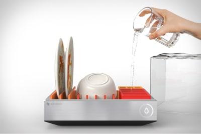 Tetra Geschirrspüler, innovativ und smart, spart tausende Liter Frischwasser