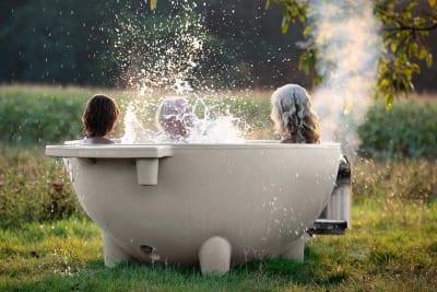 Weltevree Dutchtub. Außergewöhnlicher Whirlpool – flexibel einsetzbar