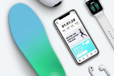 Die smarte Schuhsohle Runvi – Dein Trainer für effizientes Laufen