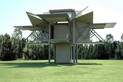 Diese Häuser entwickeln sich wie Transformer aus der Kiste