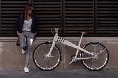 Das Coleen E-bike – modernes Design einer Ikone