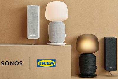 SYMFONISK – Speaker-Kollektion von IKEA und Sonos