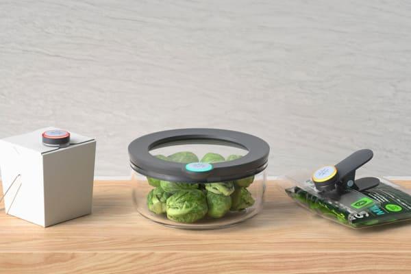 Ovie Smarterware überwacht Deinen Kühlschrank mit Frische-Check