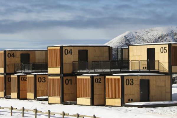 Ora-ïto's Flying Nest für leidenschaftliche Skierlebnisse