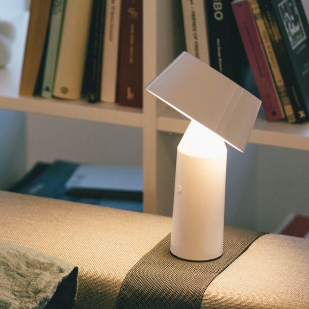 Tischleuchte Bicoca LED mit Akkubetrieb