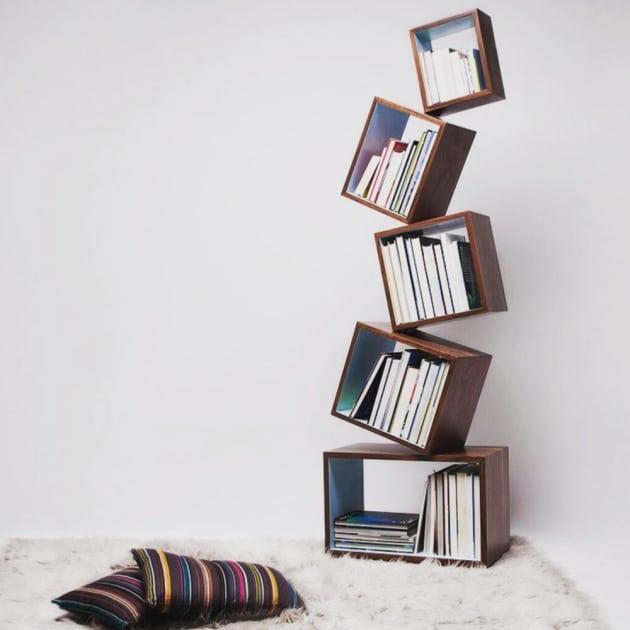 Bücherregal Modern bücherregal modern light amazcy