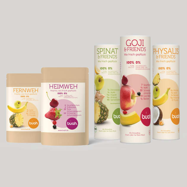 buah fruits – Power-Boost für Sportler