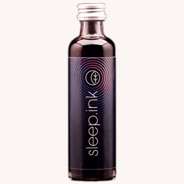 sleep.ink Getränk gegen Schlafstörungen