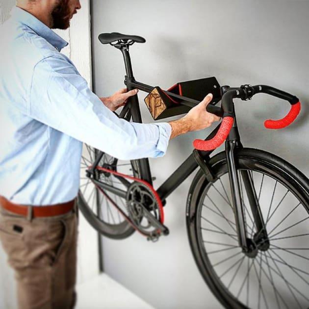 PARAX Fahrrad Wandhalter D-RACK