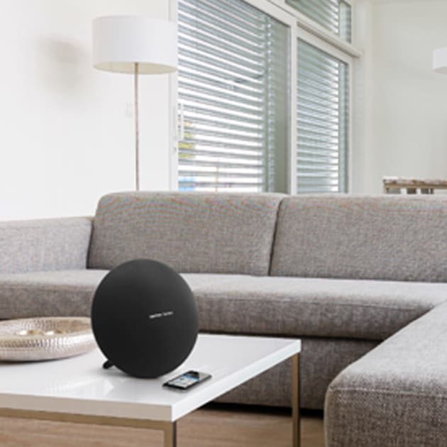 Tragbarer Bluetooth Lautsprecher Onyx Studio 4