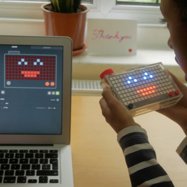 Kano Pixel Kit – Spielend Programmieren
