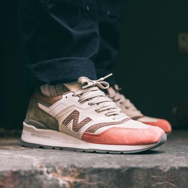 "new arrival 94ea3 74c57 New Balance ""Coral Snake"" New Balance"