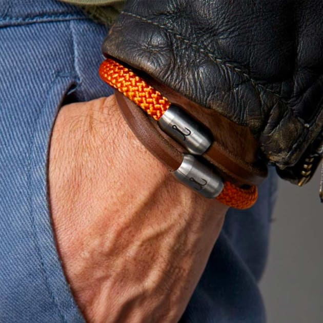 Fischers Fritze Segeltau Armband